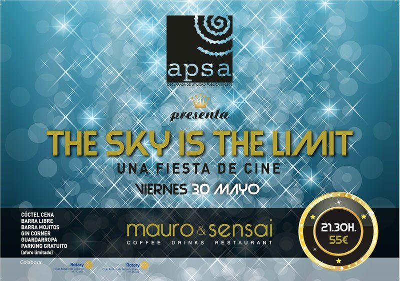 Fiesta APSA, The Sky of the Limit
