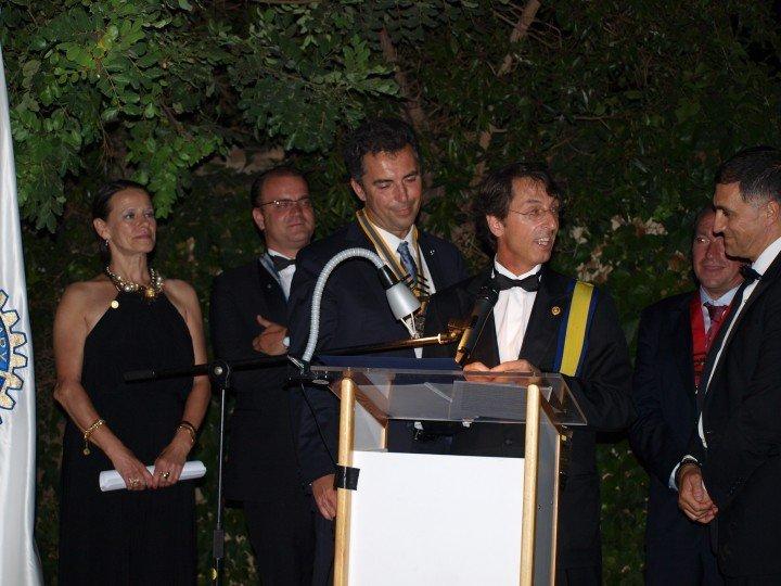 Santiago Martínez Cava - Rotary Club Alicante Puerto