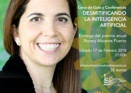 Conferencia de Nuria Oliver