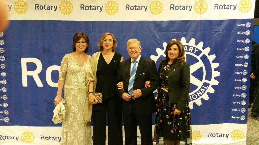 Rotary Club Alicante Puerto recibe la primera subvención global de su historia